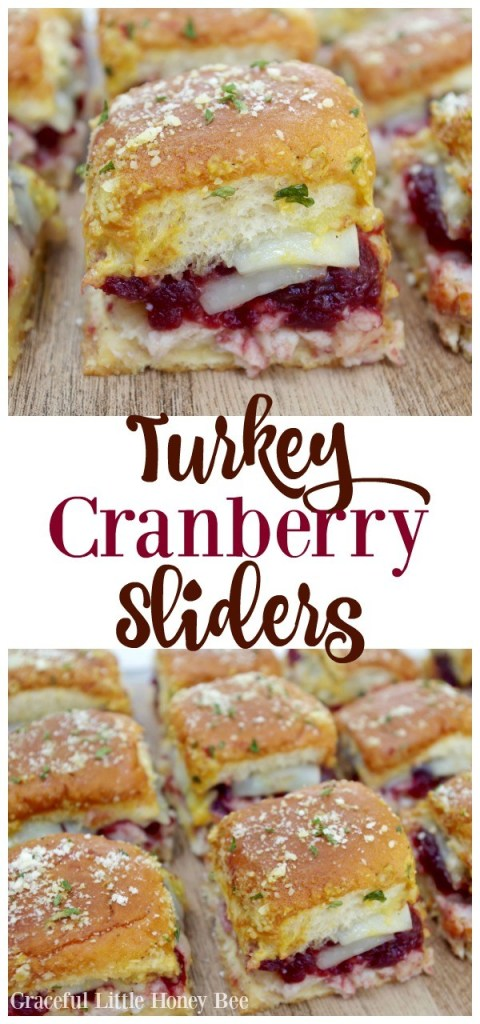 Turkey-Cranberry-Sliders