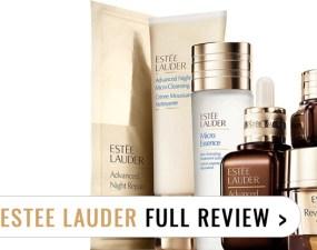 Estee Lauder Skincare Brand Review