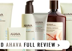 Ahava Brand Review