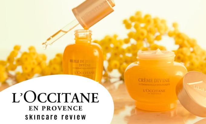 L'Occitane Products Review