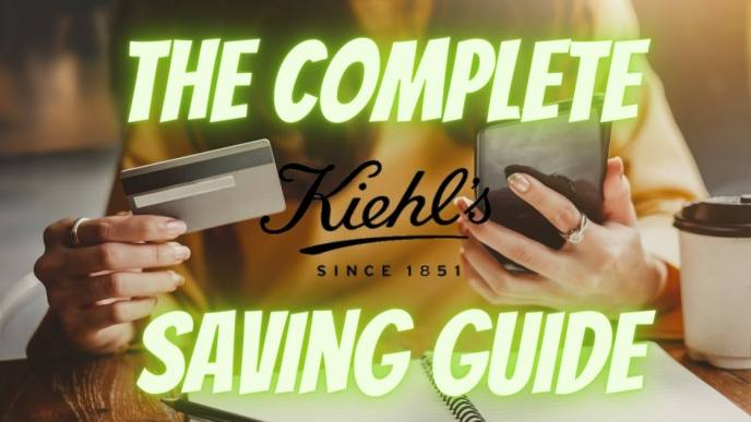 complete kiehl's savings