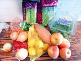 How we save over $600 a month on Grocery and Household Items: Saving money on produce