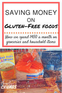 How We Save Over $600 A Month On Grocery And Household Items. Save money on gluten-free foods