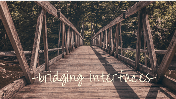 bridging interfaces