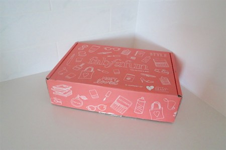 Fabfitfun - Editors Box Promo- best subscription boxes - cruelty-free beauty box subscriptions - vegan beauty box - vegan subscription box - unboxing subscription box review | beautyisgf123.com
