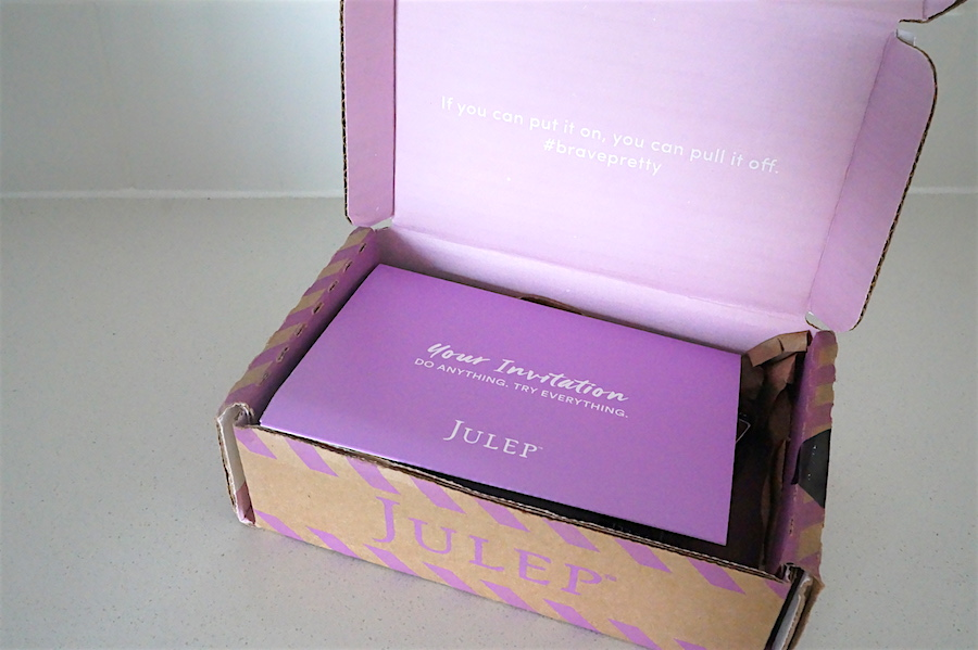 Julep Unboxing promocode cruelty-free beauty best subscription boxes - cruelty-free beauty box subscriptions - vegan beauty box - vegan subscription box - unboxing subscription box review | beautyisgf123.com