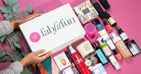 Fabfitfun - Box - best subscription boxes - cruelty-free beauty box subscriptions - vegan beauty box - vegan subscription box - unboxing subscription box review   beautyisgf123.com