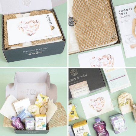Bombay And Cedar subscription box sale promocode - best subscription boxes - beauty box subscriptions - mom subscription box - subscription boxes for moms - unboxing subscription box review | beautyisgf123.com