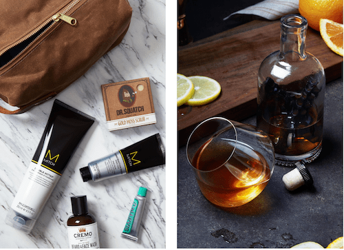 Bespoke post subscription boxes for men