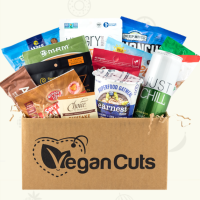 Vegan Cuts Snack Box - Cruelty-Free Vegan subscription box - unboxing subscription box review | beautyisgf123.com