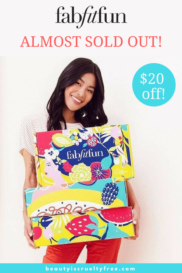 FabFitFun Summer box almost sold out - fabfitfun coupon fabfitfun summer spoilers summer box add ons customization fabfitfun coupon spoilers | beautyisgf123.com