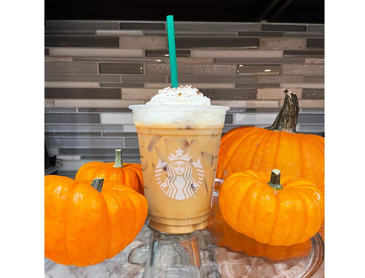 It's Pumpkin Spice Season!