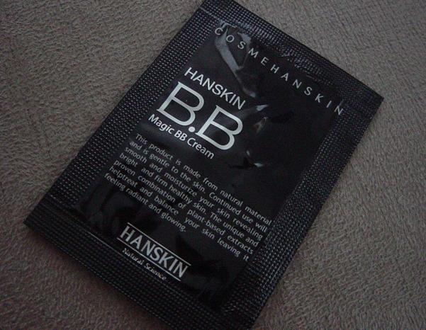 Hanskin Magic BB cream