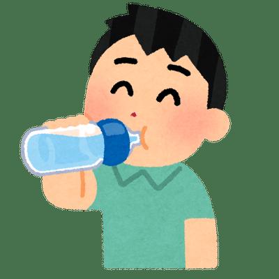朝ワイ「1日常温で放置した水か…いけるな」