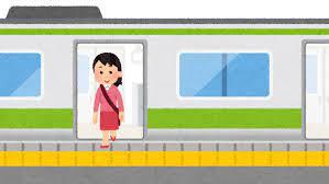 電車の広告「脱毛しろ!英会話しろ!転職しろ!」