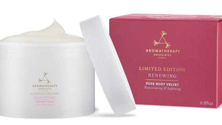 Aromatherapy Associates Luscious Renewing Rose Body Velvet Creme