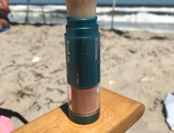 Colorescience Sunforgettable Brush-on Sunscreen SPF 50Skin Saver