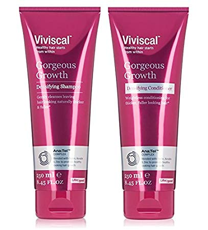 Viviscal for Voluminous Hair