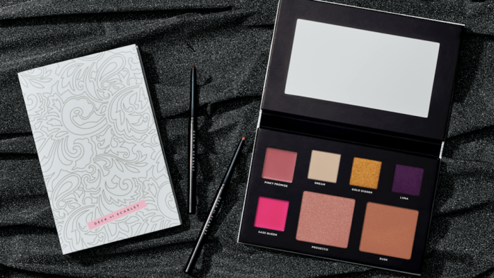 OMG! I'm in Love with Deck of Scarlet Makeup Palette
