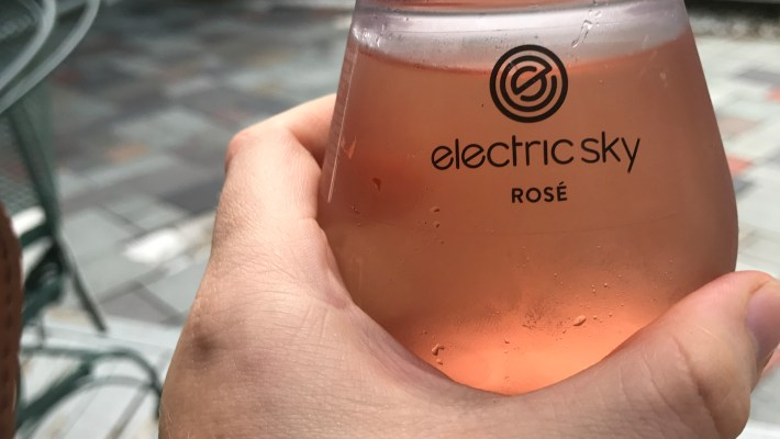 Electric Sky Wine