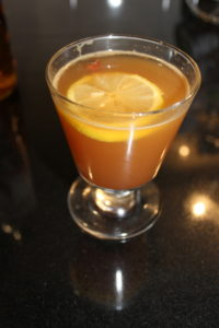 The Famous Golden Toddy