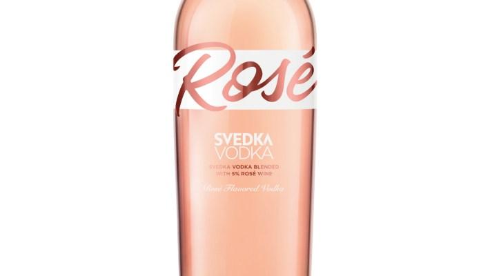 Svedka Shakes Up the Category with Svedka Rosé