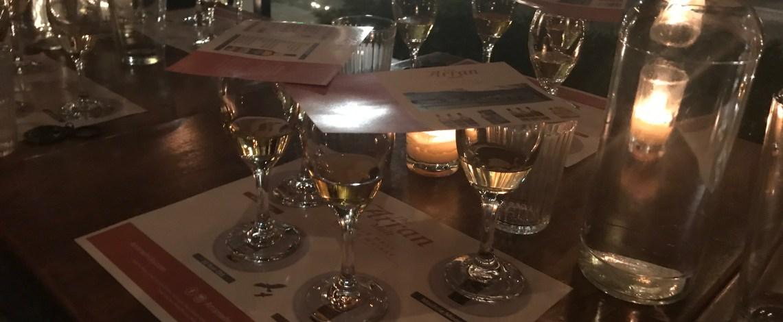 Arran Whisky Burn Nights Event