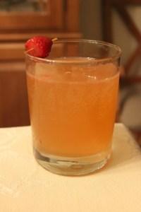 Brillet Strawberry Blonde Cocktail