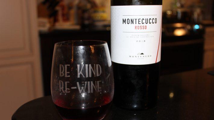 Twelve Days of Wine: Montecucco Rosso DOC