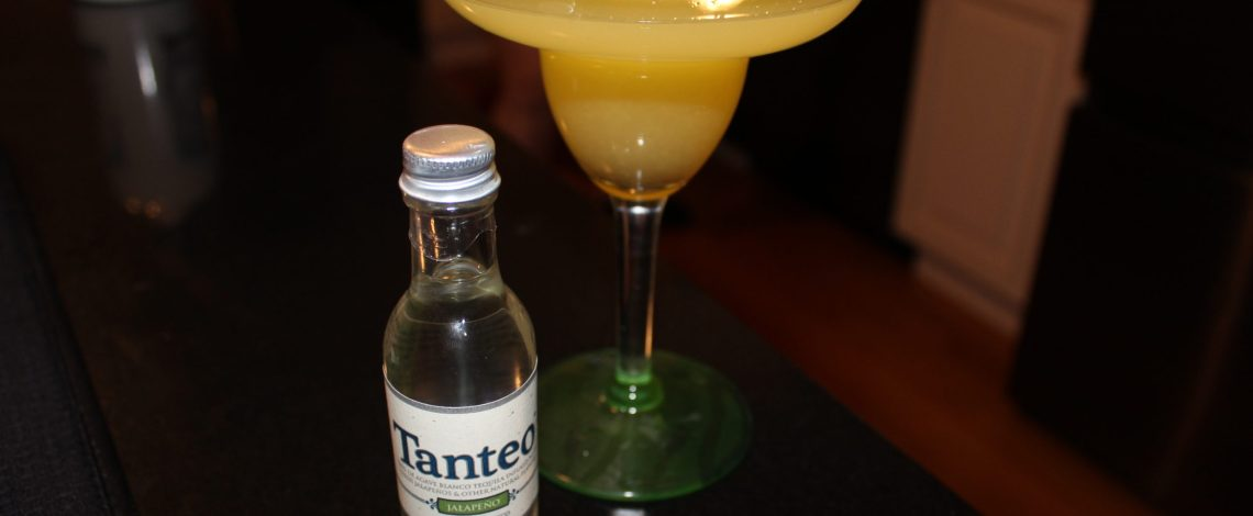 Tanteo Tequila Sizzling Citrus Marg