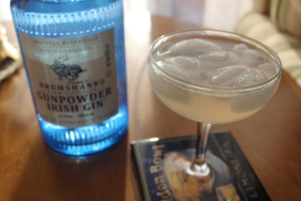 Drumshanbo Gunpowder Irish Gin Cocktail