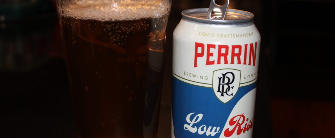 Perrin Brewing's Low-Rise IPA