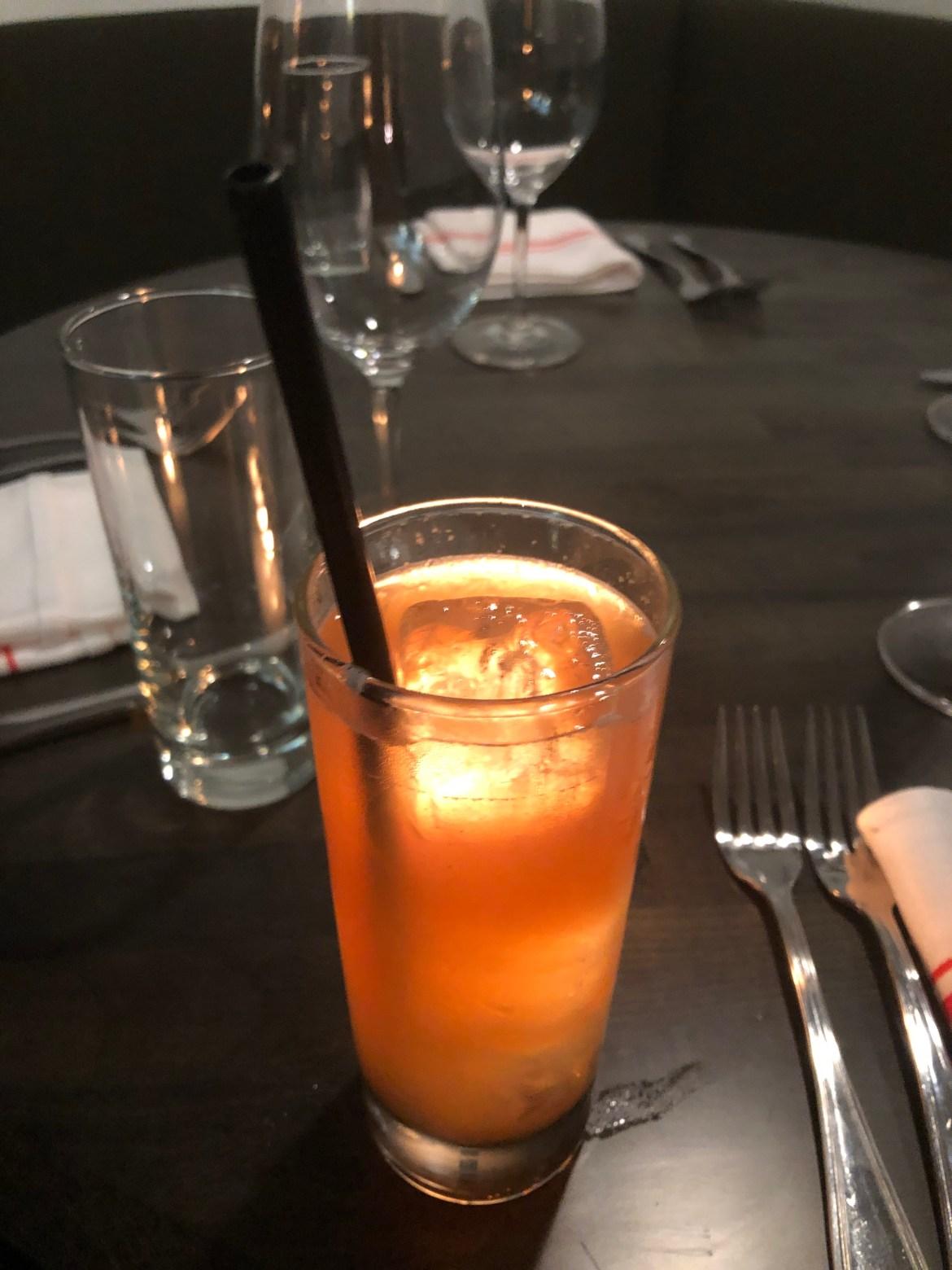 The Tillage Namesake Cocktail