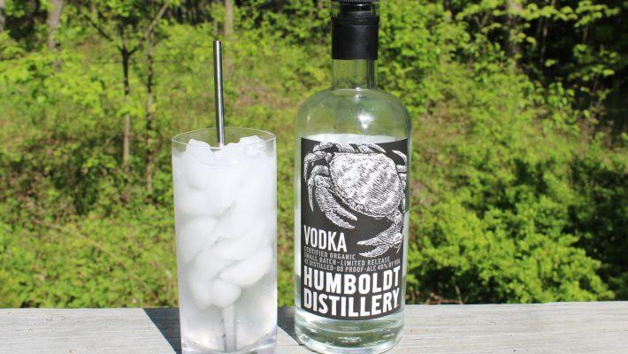 Humboldt Distillery's Vodka Lemonade