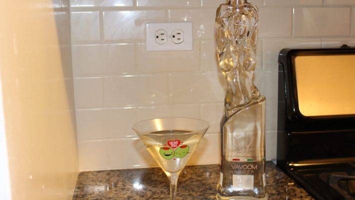 Vavoom Vodka Martini