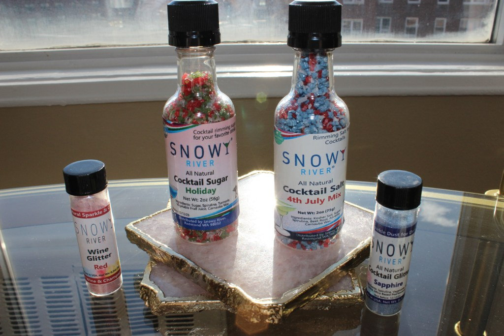 Snowy River Cocktails
