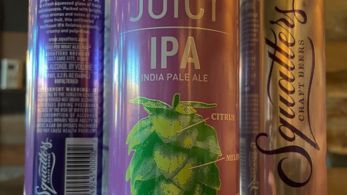 Squatters Craft Beers Delivers 7.2 oz. More Hazy Deliciousness With Juicy 19.2 oz. Cans