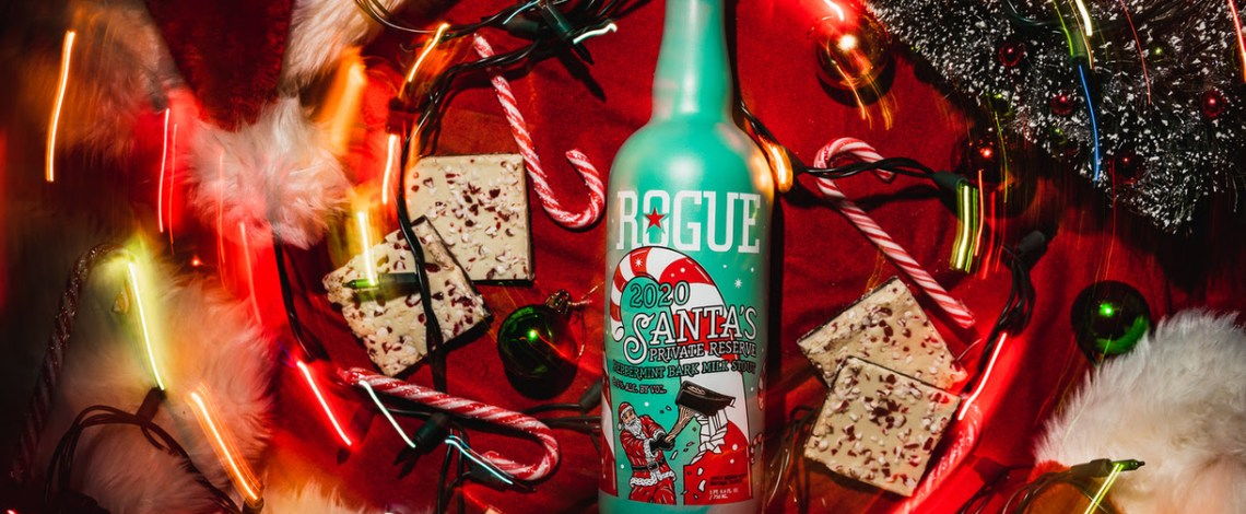 Celebrate the Holidays with Rogue's 2020 Santa's Private Reserve