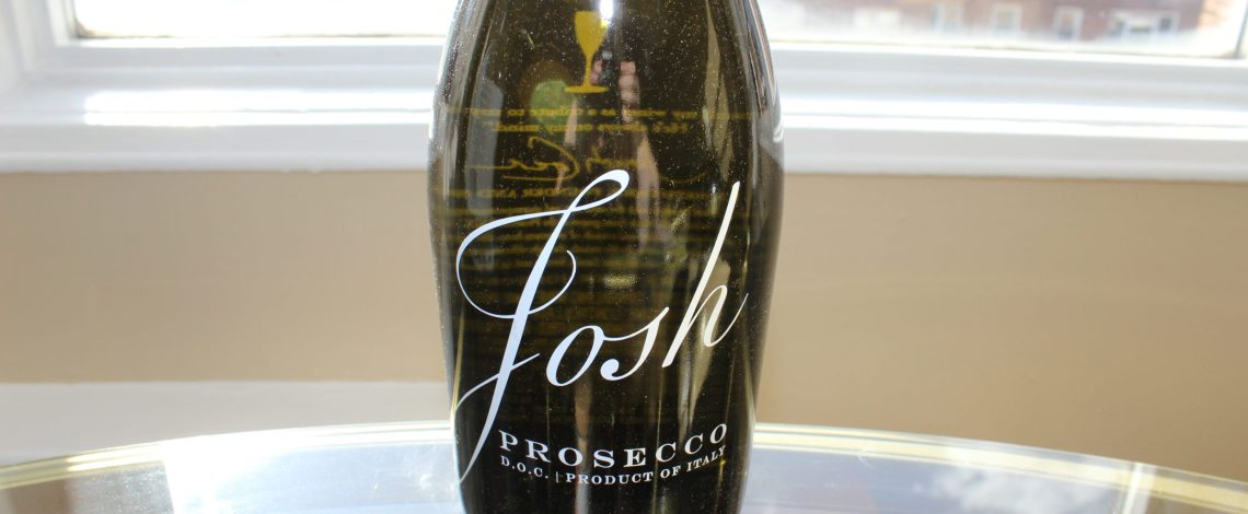 Twelve Days of Wine 2020: Josh Prosecco
