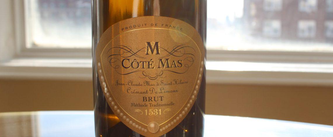 Côté Mas Crémant de Limoux Brut NV