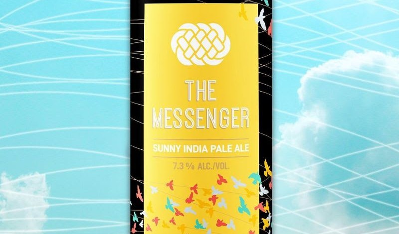 The Messenger Sunny IPA Returns to Three Weavers Brewing Company