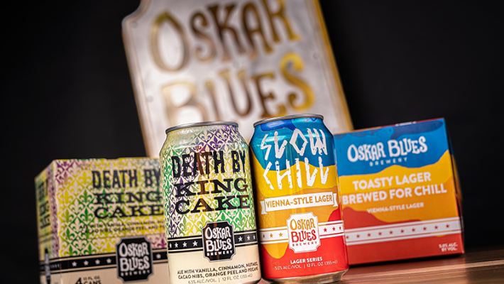 Oskar Blues Brewery Announces Return of Lager and Porter Series in 2021