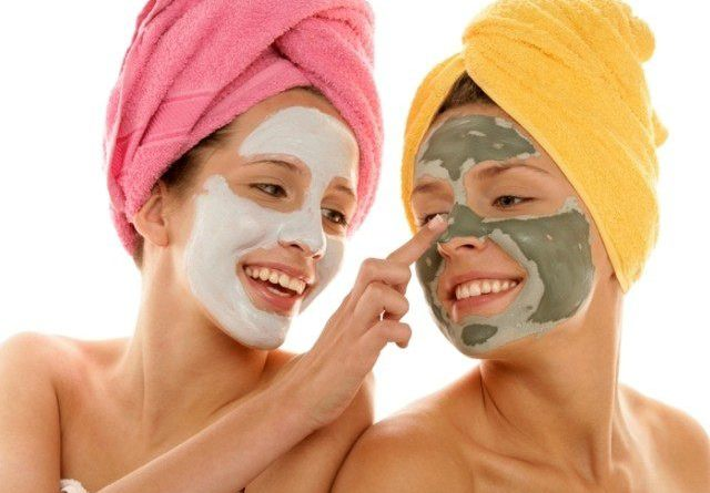 TOP 10 homemade face masks