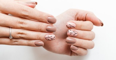 Easy designs for manicure at home
