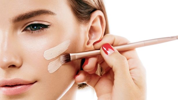 Best makeup steps for acne skin