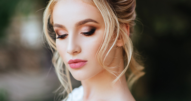 Great Winter Bridal Makeup Suggestions