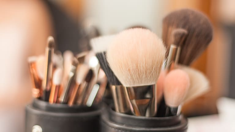 Which makeup tools have the most bacteria