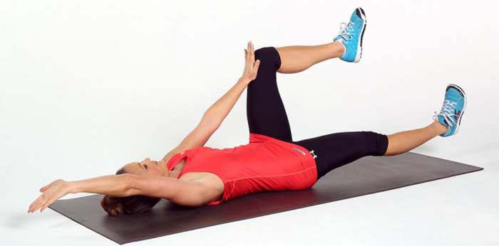 7 simple exercises for abs and get the flat belly
