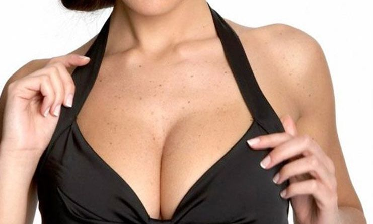 How to improve breast appearance