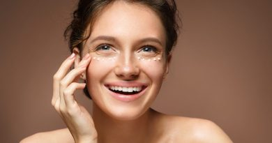 Care tips for relaxed eyes